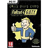 Fallout 4: Game of the Year Edition (PC) DIGITAL - PC játék