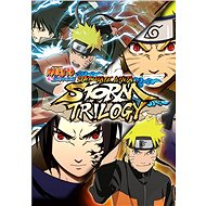 NARUTO SHIPPUDEN: Ultimate Ninja STORM Trilogy (PC) DIGITAL - PC játék