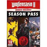 Wolfenstein II: The New Colossus -  Season Pass (PC) DIGITAL - Játék kiegészítő