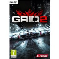GRID 2 (PC) DIGITAL - PC játék