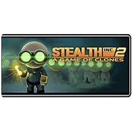 Stealth Inc 2: A Game of Clones (PC) DIGITAL - PC játék