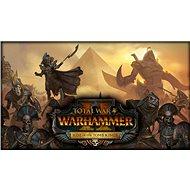 Total War: WARHAMMER II - Rise of the Tomb Kings DLC (PC) DIGITAL - Videójáték kiegészítő