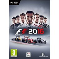 F1 2016 (PC) PL DIGITAL - PC játék