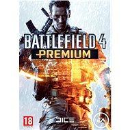 Battlefield 4 Premium Pack - 5 kiegészítők (PC) PL DIGITAL - Játék kiegészítő