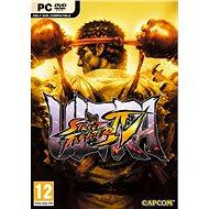 Ultra Street Fighter IV (PC) DIGITAL - PC játék