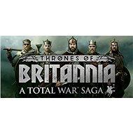 PC játék Total War Saga: Thrones of Britannia (PC) DIGITAL