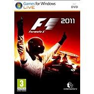 F1 2011 (PC) DIGITAL - PC játék