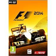 F1 2014 (PC) DIGITAL - PC játék