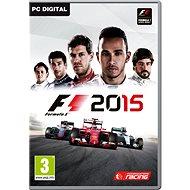 F1 2015 (PC) DIGITAL - PC játék