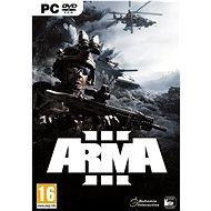ArmA III (PC) DIGITAL - PC játék
