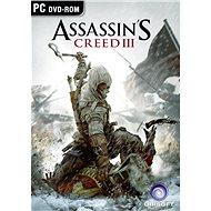 Assassin's Creed III (PC) DIGITAL - PC játék