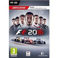 F1 2016  (PC) DIGITAL - PC játék