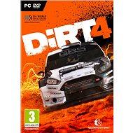 DiRT 4  (PC) DIGITAL - PC játék