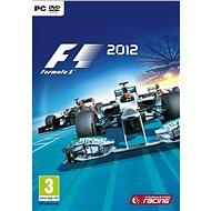 F1 2012 (PC) DIGITAL - PC játék