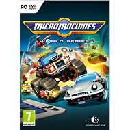 Micro Machines: World Series (PC) DIGITAL - PC játék