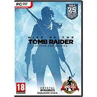 Rise of the Tomb Raider 20 Year Celebration (PC) - PC játék