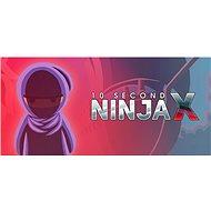 10 Second Ninja X (PC) DIGITAL - PC játék