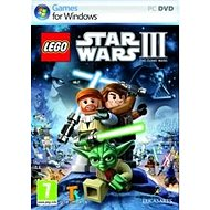 Lego Star Wars III: The Clone Wars (PC) DIGITAL - PC játék