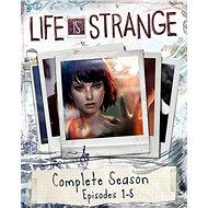 Life is Strange Complete Season (Episodes 1-5) (PC) DIGITAL - PC játék