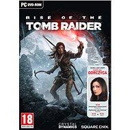 Rise of the Tomb Raider (PC) DIGITAL - PC játék