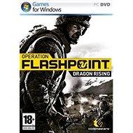 Operation Flashpoint: Dragon Rising (PC) DIGITAL - PC játék