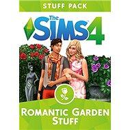 The Sims 4 Romantic garden (PC) DIGITAL - Játék kiegészítő