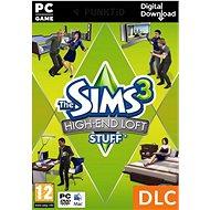 The Sims 3: Luxuslakás (PC) DIGITAL - Játék kiegészítő