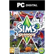 The Sims 3 Évszakok (PC) DIGITAL - Játék kiegészítő