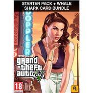 Grand Theft Auto V (GTA 5)+ Criminal Enterprise Starter Pack + Whale Shark Card (PC) DIGITAL - PC játék