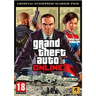 Grand Theft Auto Online: Criminal Enterprise Starter Pack (PC) DIGITAL - Játék kiegészítő