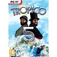 Tropico 5 (PC) DIGITAL - PC játék