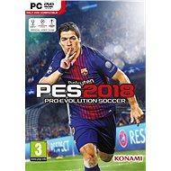 Pro Evolution Soccer 2018 (PC) DIGITAL - PC játék