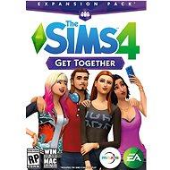 The Sims 4 - Közös szórakozás (PC) DIGITAL - Játék kiegészítő