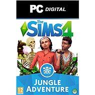 The Sims 4: Dzsungel kaland (PC) DIGITAL - Játék kiegészítő