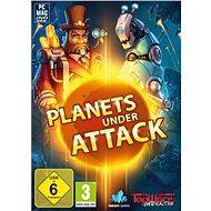 Planets Under Attack (PC) DIGITAL - PC játék