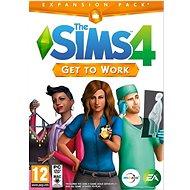 The Sims 4 - Éljen a munka (PC) PL DIGITAL - Játék kiegészítő