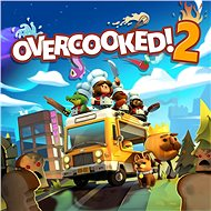 Overcooked! 2 (PC) DIGITAL - PC játék
