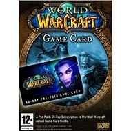 World of Warcraft 60-day time card (PC) DIGITAL - PC játék