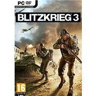 Blitzkrieg 3 (PC) DIGITAL - PC játék