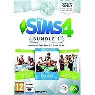 The Sims 4 1. készlet (PC) DIGITAL - Játék kiegészítő