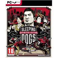 Sleeping Dogs: Definitive Edition (PC) DIGITAL - PC játék