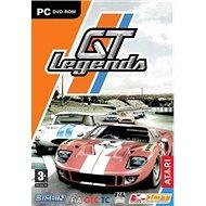 GT Legends (PC) DIGITAL - PC játék