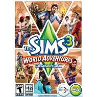 The Sims 3 Utazási láz (PC) DIGITAL - Játék kiegészítő
