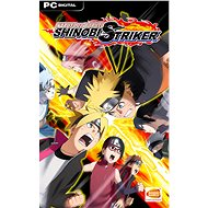 NARUTO TO BORUTO: SHINOBI STRIKER (PC) DIGITAL - PC játék