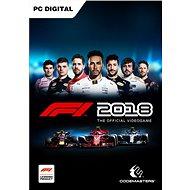 F1 2018 HEADLINE EDITION (PC) DIGITAL - PC játék