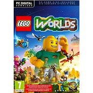 PC játék LEGO Worlds (PC) DIGITAL