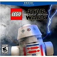 LEGO STAR WARS: The Force Awakens Droid Character Pack DLC - Játék kiegészítő