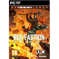 Red Faction Guerrilla Re-Mars-tered Edition (PC) PL DIGITAL - PC játék