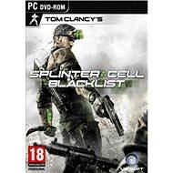 Tom Clancy's Splinter Cell Blacklist (PC) DIGITAL - PC játék