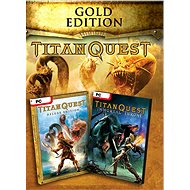 Titan Quest Gold Edition (PC) DIGITAL - PC játék